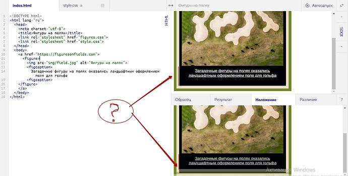 Фигуры на полях — Ссылки и изображения — HTML Academy - Google Chrome